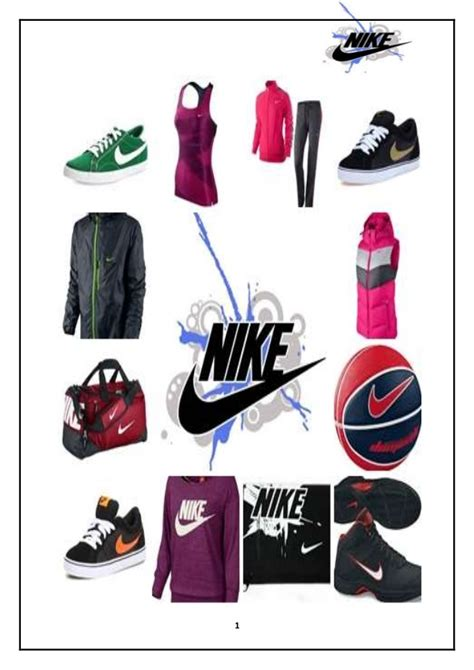 Nike Strategic Management