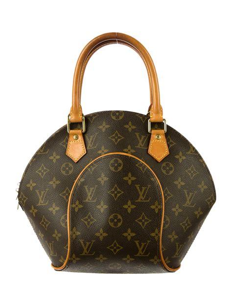 louis vuitton ellipse pm handbags lou  realreal