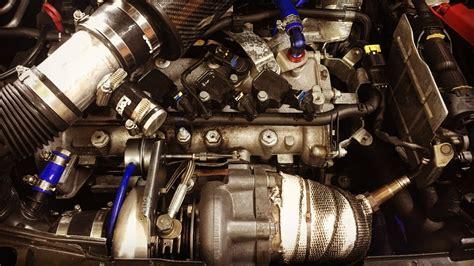 modified  abarth  big turbo upgrade build video