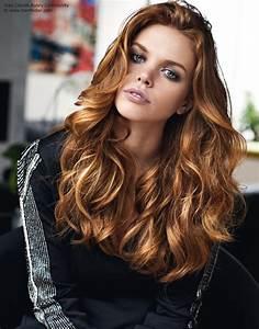 Hairstyles For Wavy Long Hair Fade Haircut