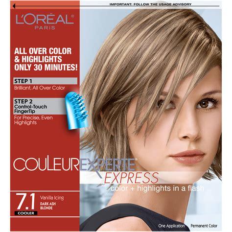 l oreal color l or 233 al couleur experte hair color hair highlights