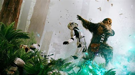 chewbacca stormtroopers wallpapers hd wallpapers id