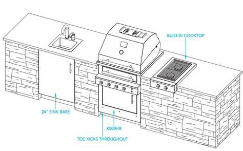 free outdoor kitchen plans home design ideas imposing 10 outdoor kitchen designs plans free outdoor kitchen plan