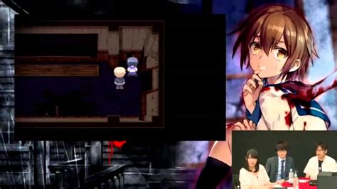 Corpse Party Blood Covered Repeated Fear Gameplay 3ds