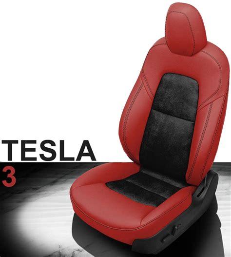 Download Tesla 3 Row Seats Background