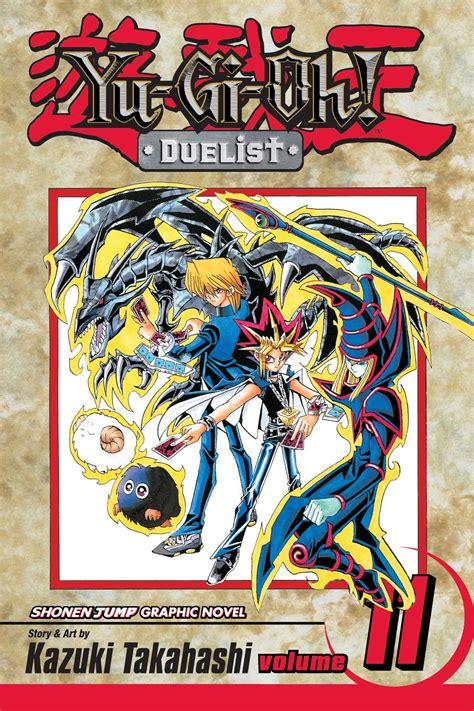 yu gi oh duelist vol kazuki takahashi books