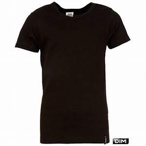Kiabi T Shirt Homme : t shirt 39 dim 39 gar on adolescent noir kiabi 8 00 ~ Nature-et-papiers.com Idées de Décoration