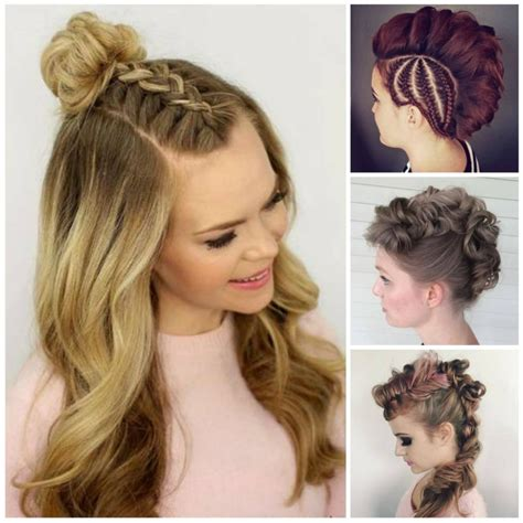 easy styles for hair casual hairstyles for hair best ideas on