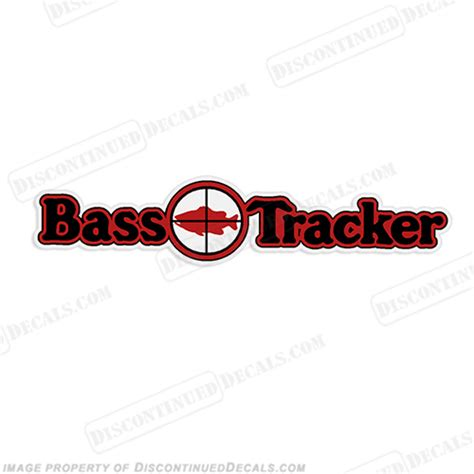 Bass Tracker Boat Graphics by Bass Tracker Boat Decals Stickers Images