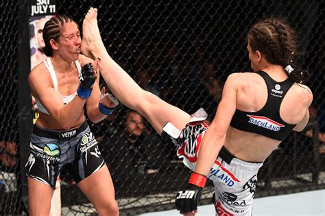 Ufc Berlin Results And Video Highlights Joanna