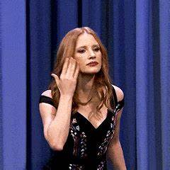 Jessica Chastain GIFs | Find, Make & Share Gfycat GIFs