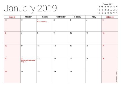 printable calendars calendar