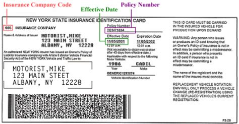 Look on your health insurance id card. Why isn't the auto insurance ID card wallet sized? - Quora