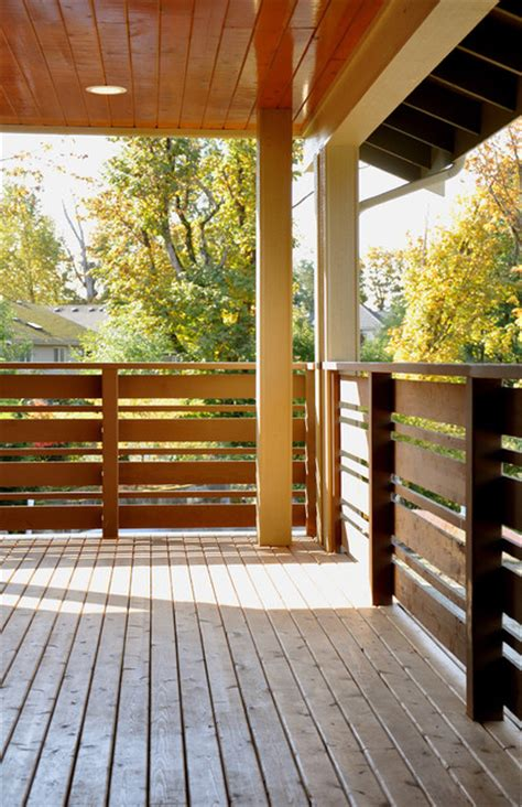 Images Modern Front Porches by Paul Michael Davis Design Front Porch 1 Modern Porch