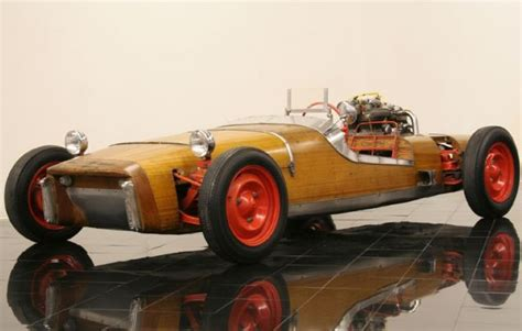 wooden car designs all wooden speedball special roadster built for in