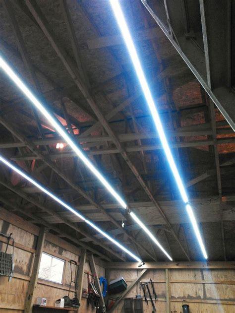 inexpensive garage lights  led strips lighting