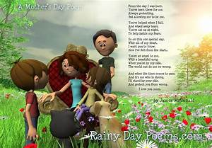 A Mother's Day Poem by James McDonald - Rainy Day Poems