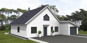 Garage Im Haus : haus mit garage best stadtvilla mit seitlicher garage ~ Lizthompson.info Haus und Dekorationen