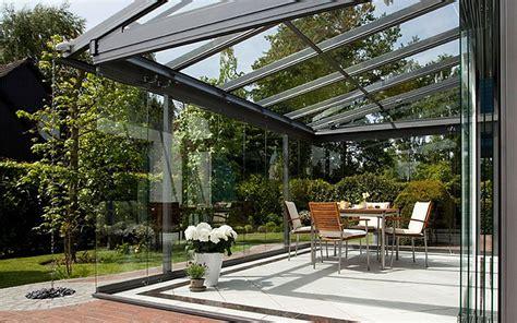 Terrassenüberdachung Mit Schiebeelemente glashaus light glas schiebet 252 ren terrassen 252 berdachung