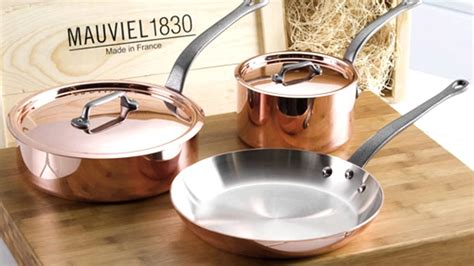 mauviel cookware youtube
