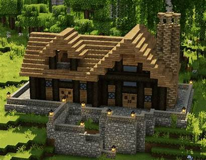 Cabin Cottage Minecraft Shaders Notes