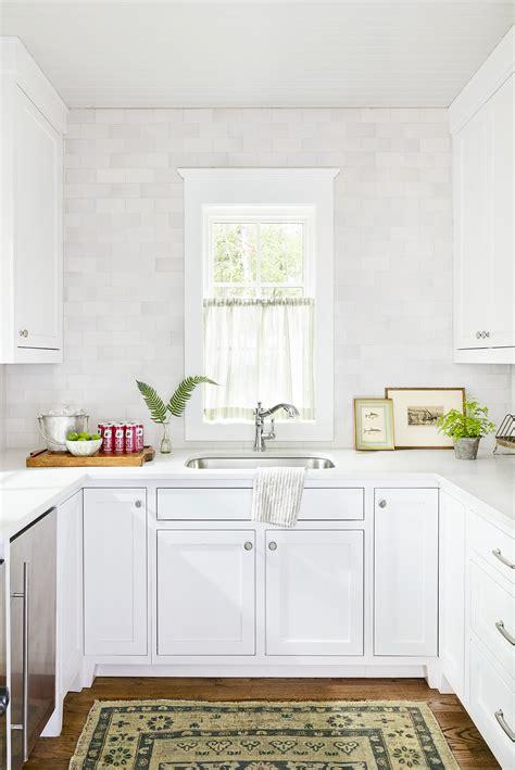 24 best white kitchens