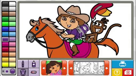 Colouring Educational Games For Children