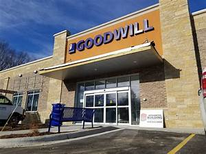 Goodwill Middle... Goodwill