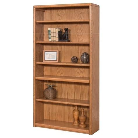 30495 medium oak furniture luxury martin furniture contemporary bookcase with 6 shelves in