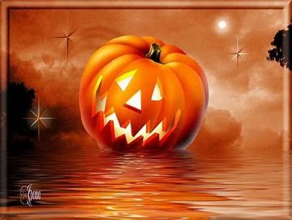 Halloween Citrouille Fait Peur Qui Fonds Faire