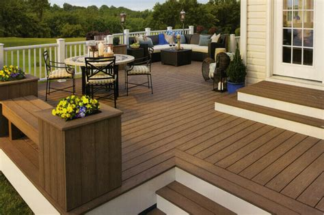 cheap bathroom remodeling ideas what is the best decking material