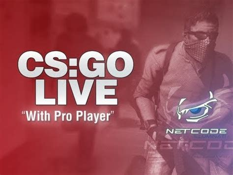counter strike global offensive pro player stream vod