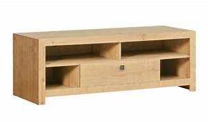 Meuble Chene Clair : meuble tv indigo salle a manger chene clair ~ Edinachiropracticcenter.com Idées de Décoration