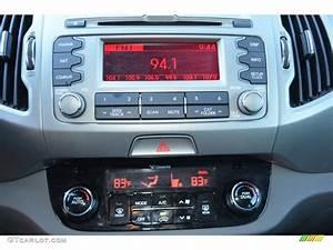 2011 Kia Sportage Ex Controls Photos