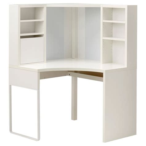 ikea small white corner desk 25 best ideas about cheap corner desk on