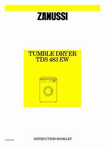 Tds 483 Ew Manuals