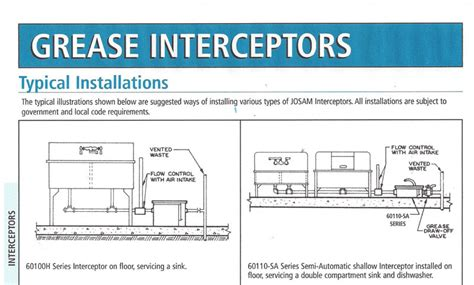 3 compartment sink plumbing diagram 3 compartment sink draining problem with grease trap