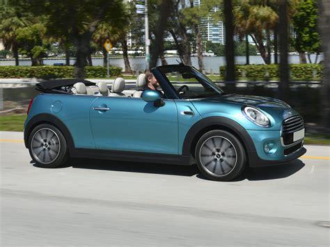 Mini Cooper Convertible Photo by New 2018 Mini Mini Convertible Price Photos Reviews