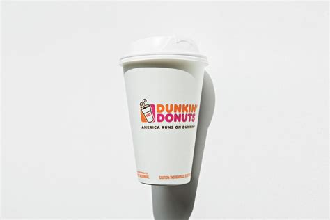 Then, in 1995, a year after starbucks opened. Why It Took Dunkin' Donuts 10 Years to Build the Perfect New Cup