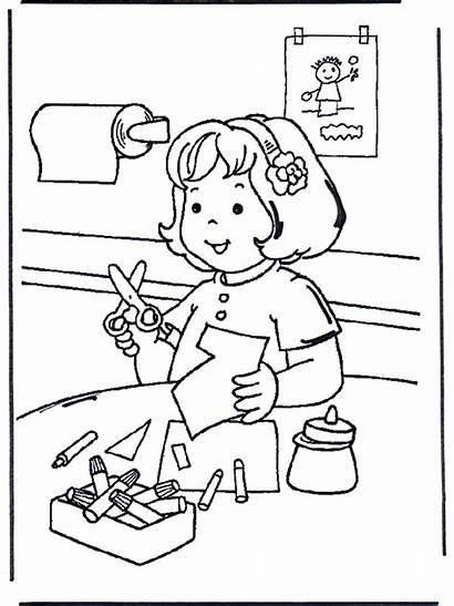 Crafts Coloring Children Pages Advertisement Funnycoloring