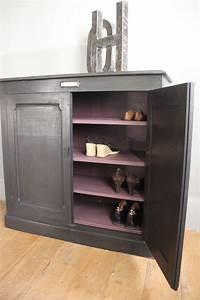 Meuble D Entrée Chaussures : meuble chaussures pour entree ~ Teatrodelosmanantiales.com Idées de Décoration