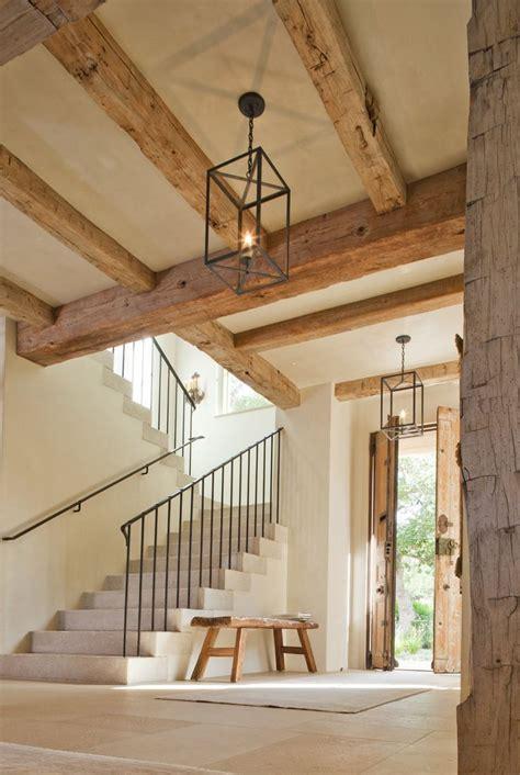 vaulted ceiling joist hangers best 25 wood beams ideas on exposed beams