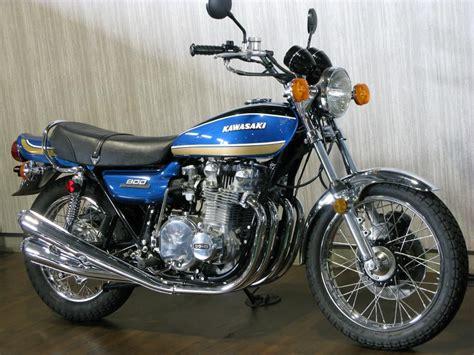 Kawasaki Z1 Gallery