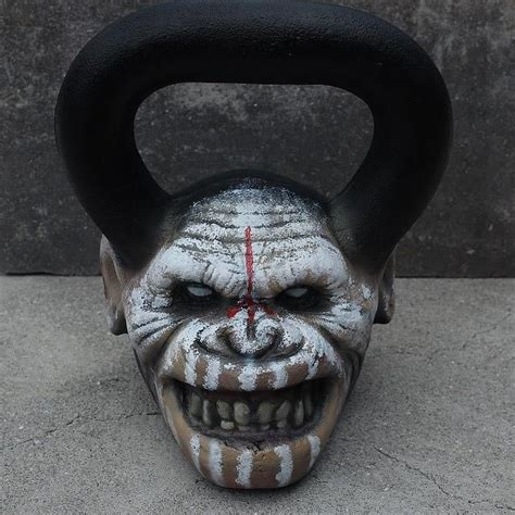 kettlebells kettlebell onnit primal bell custom chimp workout training gym workouts fitness kettle room sold