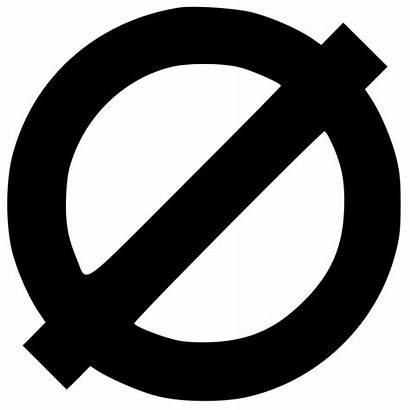 Symbol Atheism Svg Atheist Null Call Nihilistic
