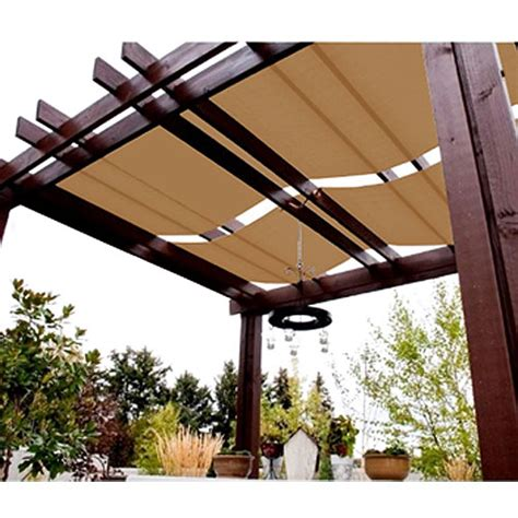 diy decorative pergola shade canopy garden winds