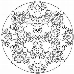 Dibujos Mandalas Gratis Para Colorear Imagixs | Mandalas ...