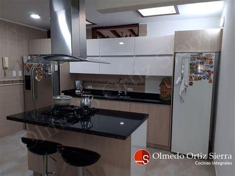 cocina integral moderna cali colombia cocinas