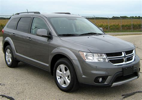 Dodge Journeys by Dodge Journey Wikip 233 Dia