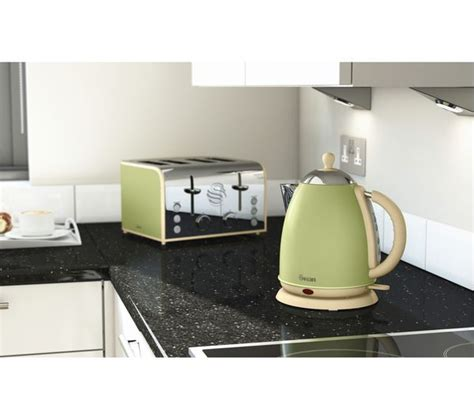 Buy Swan Sk261050gn Jug Kettle  Green  Free Delivery